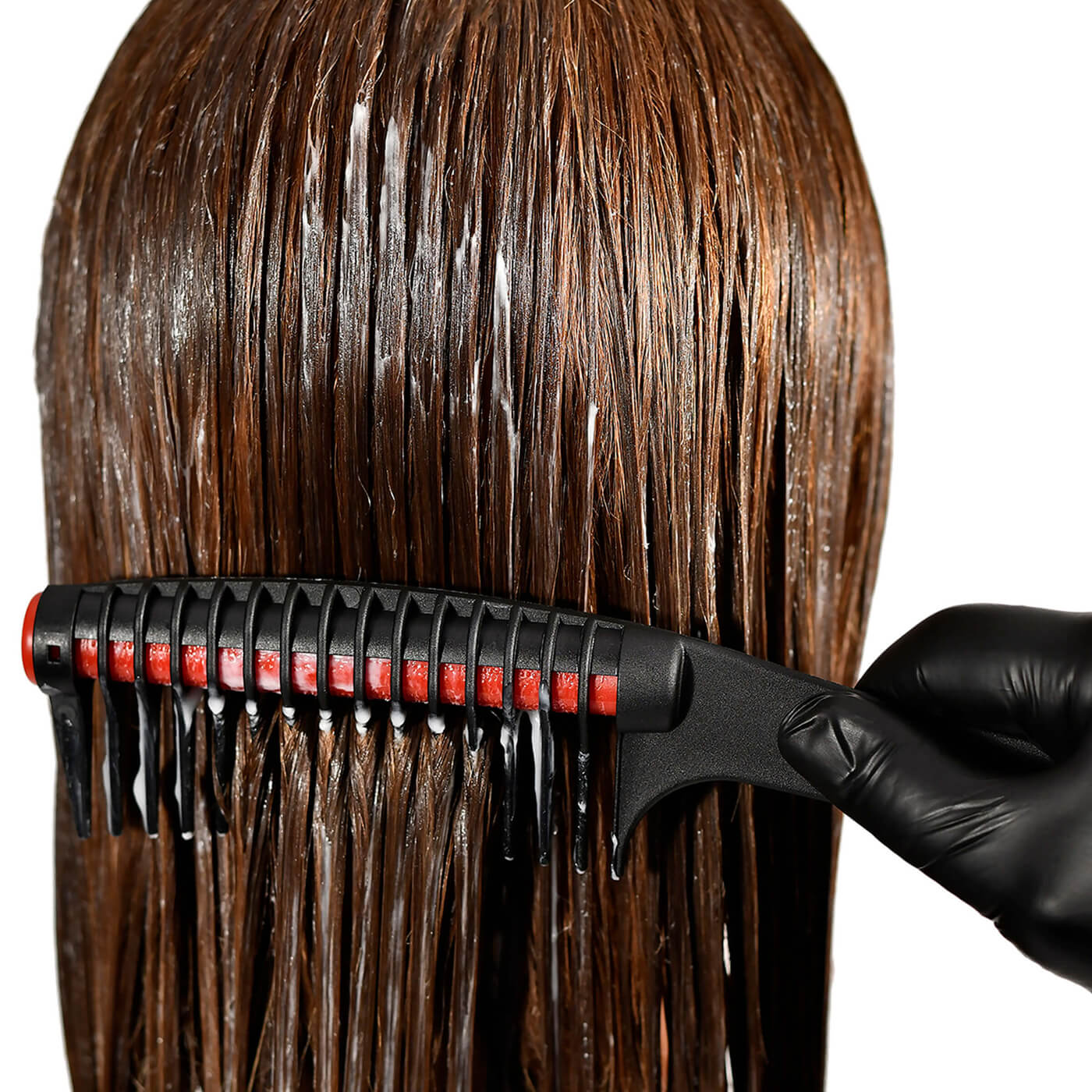 CAC-2 Color Hair Melt Comb