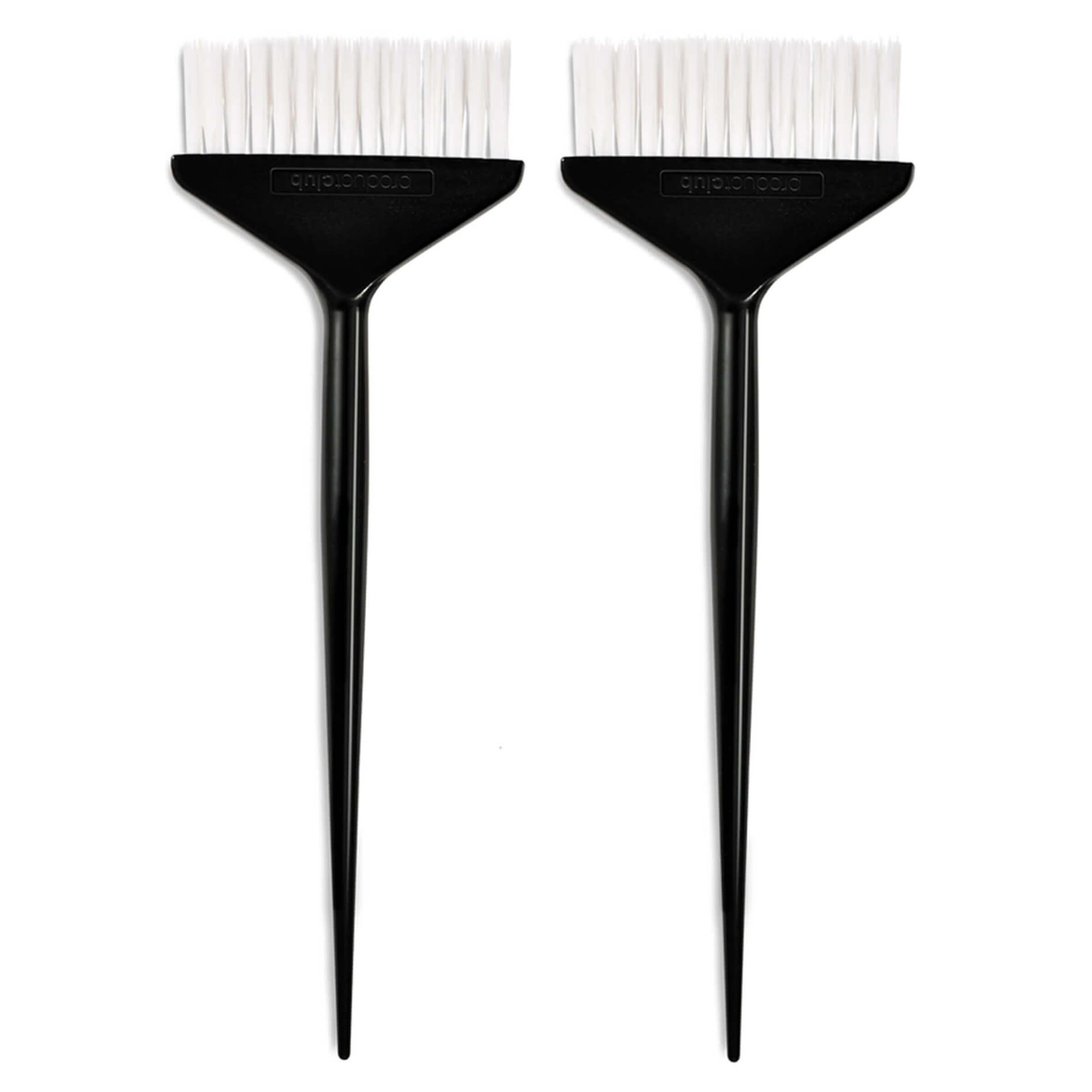 EWCB-2 Extra Wide Hair Dye Brush Root Tap