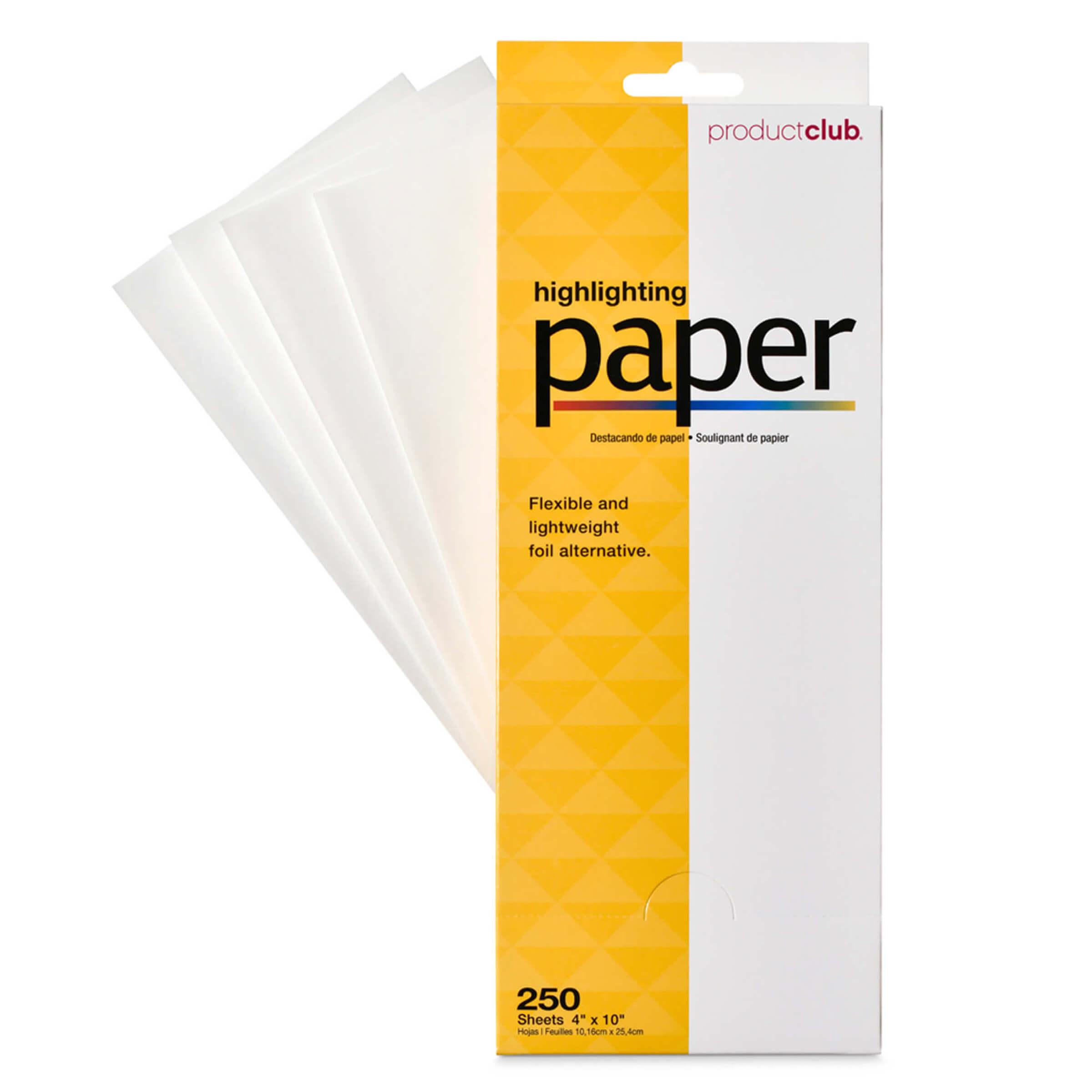 HP-410 10-Inch Lightning Paper