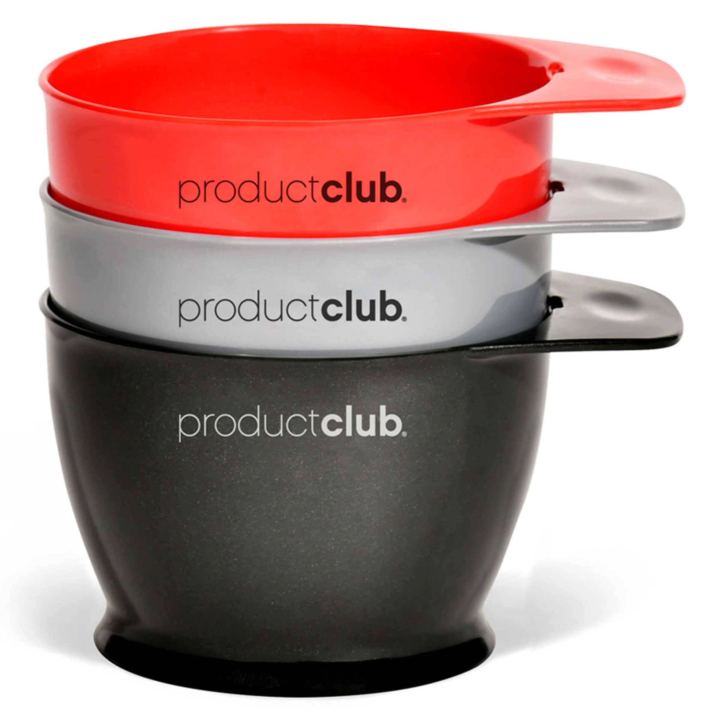 MB-3 Hair Color Mixing Bowls
