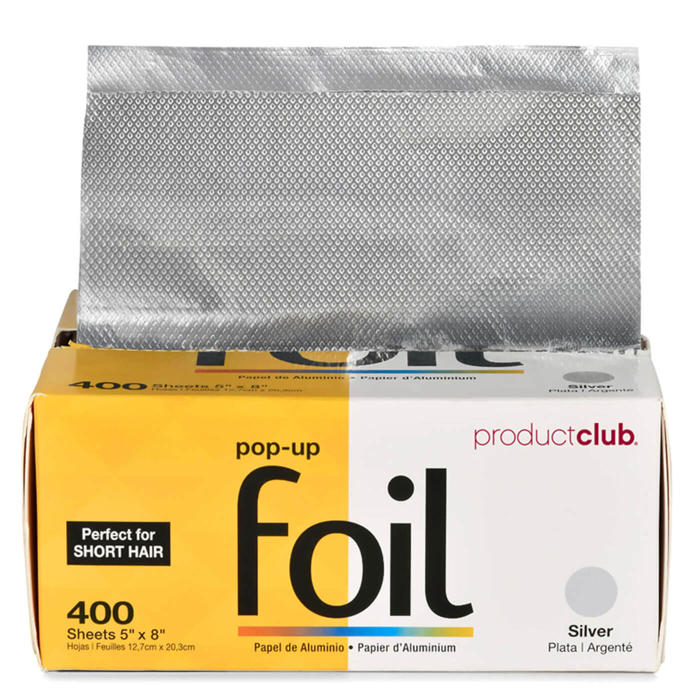 P58-400 8 Inch Short Hair Color Foil