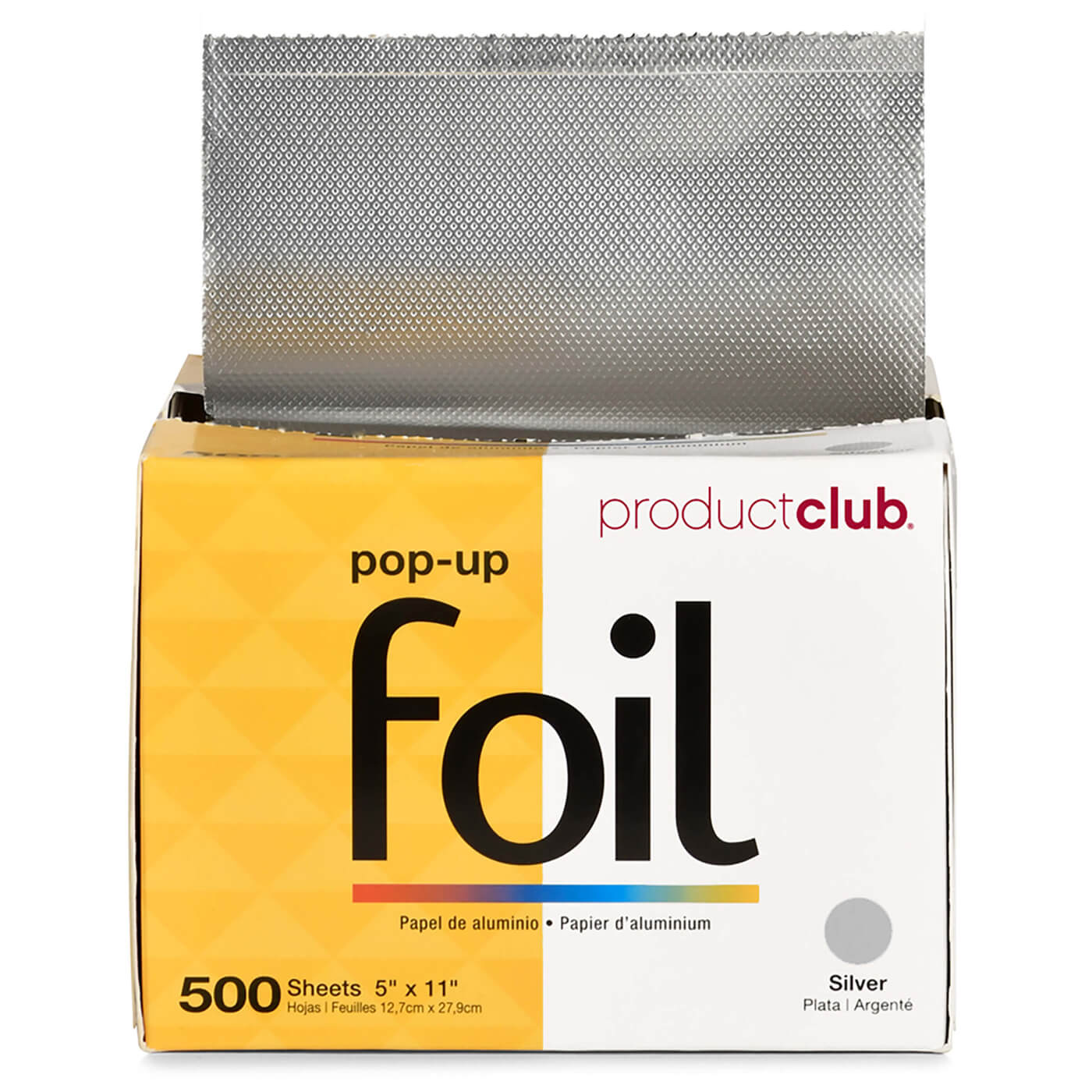 PHF-500 Product Club Colorist Pop-Up Foil