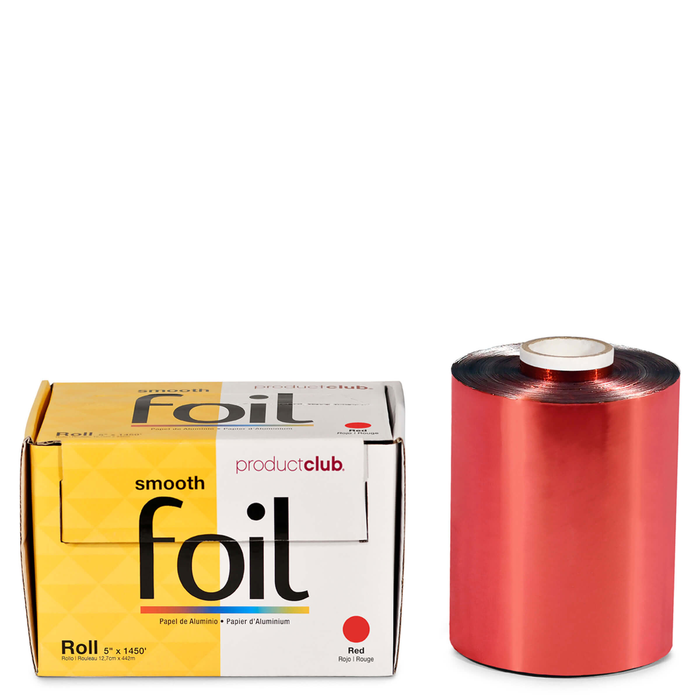 RF-50-60R Red Highlighting Roll Foil